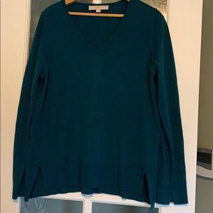EUC Loft v-neck sweater
